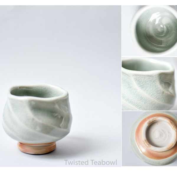 Twisted Teabowl