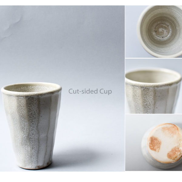 Cut Sided Cup