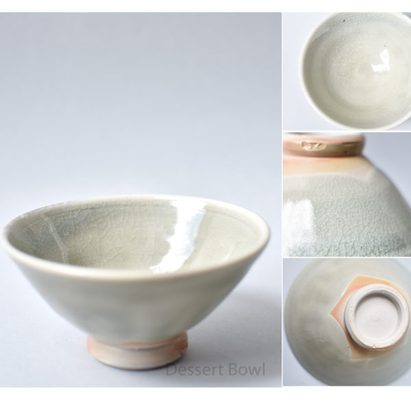 Celadon Blue Dessert Bowl